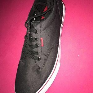 5515280e560427 Vans Shoes - Vans Winston Black Chilli Pepper